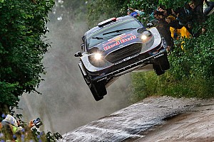 WRC Preview M-Sport: Fired up and ready to fly at Rally Finland