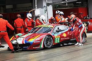 WEC Intervista Pier Guidi e Calado guidano il dominio Ferrari al Fuji