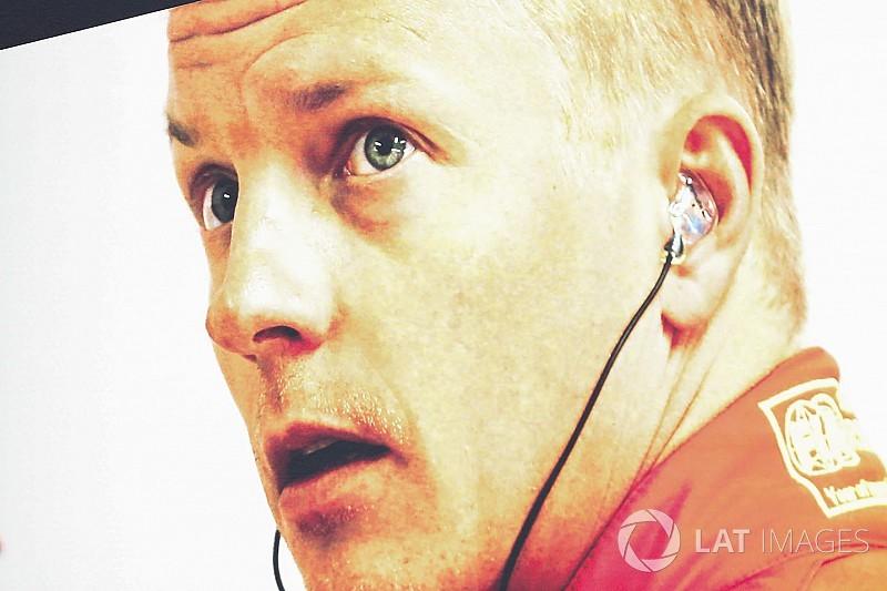 Räikkönen hibája a Ferrarival, ami sokba került: mindegy volt?