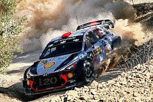 WRC Prova speciale Spagna, PS12: disastro Hyundai. Vanno K.O. sia Sordo che Mikkelsen!