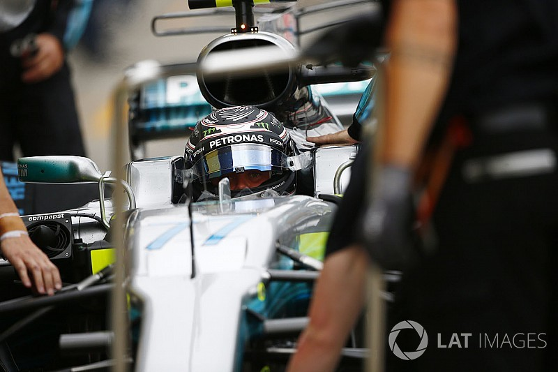 Bottas set for five-place Suzuka grid penalty
