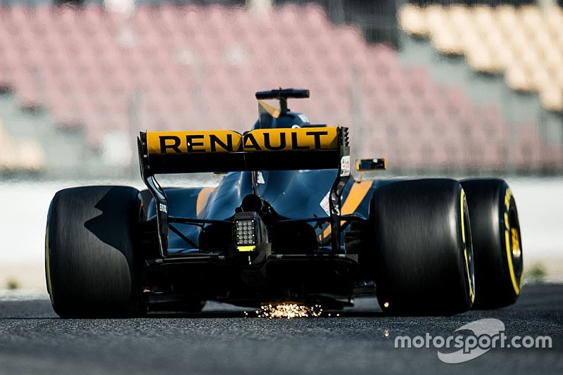 "Renault says manufacturers should be F1's ""main players"""