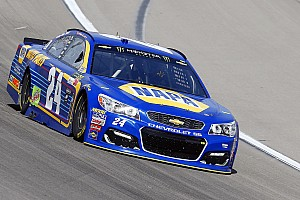 NASCAR Cup Practice report Chase Elliott leads first Saturday Cup practice