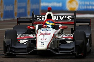 IndyCar Gara Clamoroso Bourdais: parte ultimo ma vince a St Petersburg
