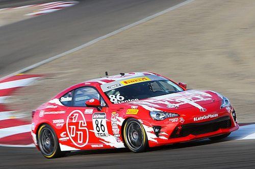 Toyota 86 raih podium dalam debut perdana