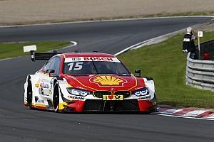 DTM Reporte de calificación Farfus, pole position para la carrera del domingo en Zandvoort
