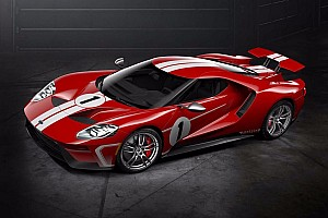 Automotive Breaking news 2018 Ford GT goes old school with '67 heritage edition