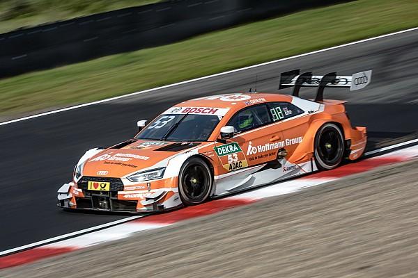 Zandvoort, Libere 2: Green guida la tripletta Audi