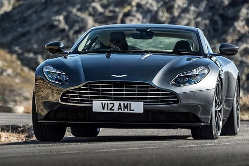 Les prochaines Aston Martin DB11 et Vantage seront électriques