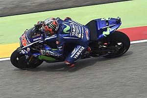 MotoGP Reactions Vinales frustrasi lantaran tampil buruk saat latihan