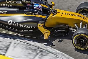 Forma-1 Jelentés az időmérőről Renault: Hülkenberg megint top 10-es, Palmer megint csak magyarázkodik...