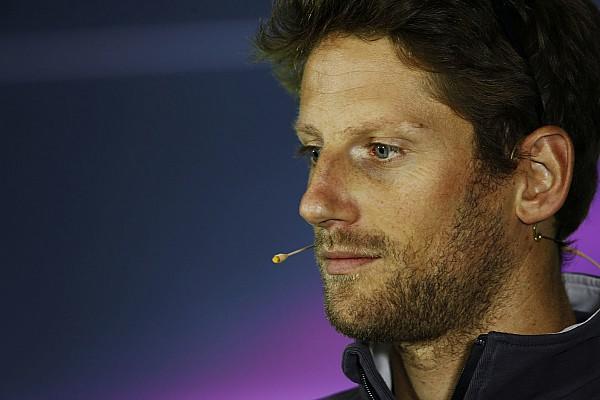 Grosjean sustituye a Button como director de la GPDA