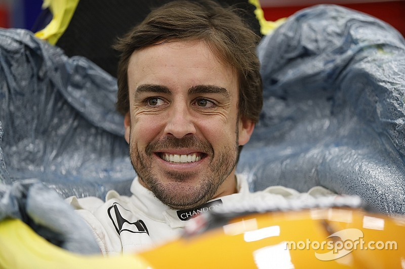El test de Alonso en IndyCar será en un Andretti Autosport Honda