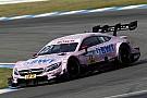 DTM Ауэр выиграл первую гонку сезона DTM