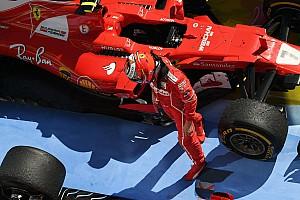F1 Entrevista Räikkönen advierte que no corre para ser segundo