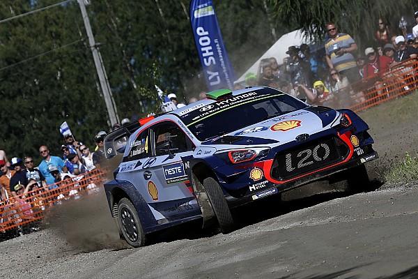 WRC 2017: Setzt Hyundai in Wales und Australien 4 Fahrzeuge ein?