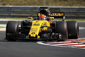 Fórmula 1 Crónica de test Vettel lidera la mañana de la segunda jornada de test en Hungría; Kubica séptimo