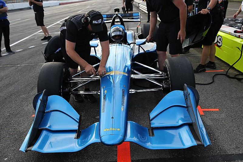 Montoya dan Servia terkesan dengan setelan oval-pendek IndyCar 2018