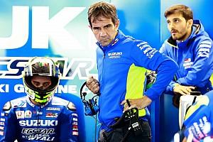 MotoGP Noticias de última hora Suzuki admite que cometió un error en la elección de su motor 2017