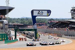 24 heures du Mans Actualités La ligne de départ du Circuit du Mans change de place