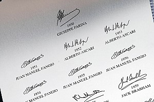 GALERI: Daftar juara dunia Formula 1