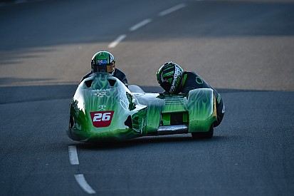 Isle of Man TT: Dwight Beare verstirbt in der Sidecar TT