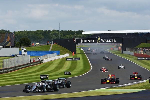 Formula 1 Breaking news British GP confirms four-day 2017 schedule