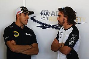 Alonso se reencontrará con Maldonado y Barrichello en las 24 Horas de Daytona 2019