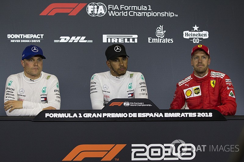Spanish GP: Post-qualifying press conference
