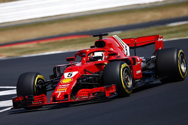 Vettel castiga la Mercedes a Silverstone, ma che rimonta Hamilton secondo da ultimo!