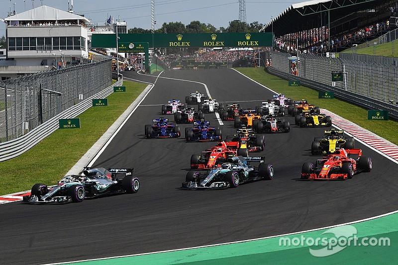 【動画】F1第12戦ハンガリーGP決勝ハイライト