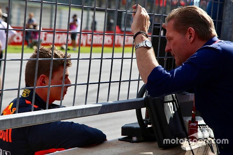 Idén egyéni top-3-at és néhány győzelmet szeretne látni Jos Verstappen a fiától a Honda-motorral
