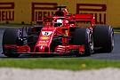 "Fórmula 1 Vettel lamenta erro, mas avisa: ""em ritmo, estamos próximos"""