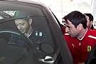 Росси протестировал новую Ferrari 488 Pista