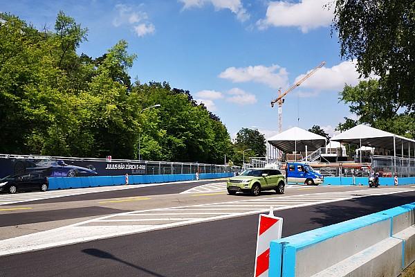 ePrix de Zurich: la Formule E en direct en Suisse