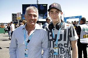 Interview 'zoon van' Jack Doohan: Dankzij Michael Schumacher geen twee maar vier wielen