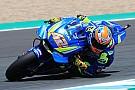 Suzuki retains Rins as MotoGP factory rider