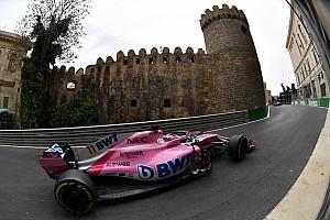 Fórmula 1 Noticias Force India no espera que su actualización de Barcelona solucione sus problemas