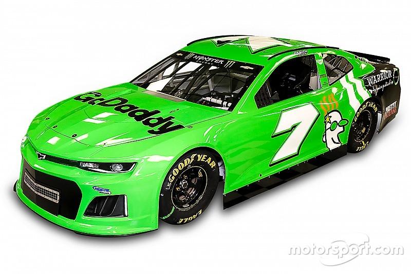 Así lucirá el coche de Danica Patrick en Daytona 500