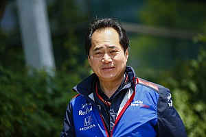ホンダ田辺TDインタビュー「F1のHV技術は挑戦しがいのある開発」
