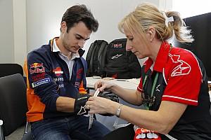 """MotoGP Noticias Pedrosa: """"Es la peor pista para hacerlo, pero voy a probarme en el FP1"""""""