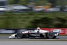 IndyCar Barber IndyCar: Newgarden heads chaotic second practice