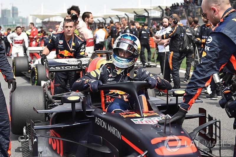 Allen: Ricciardo'nun Çin zaferi, 2016 Monako'nun telafisi