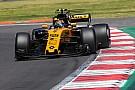 Sainz: Renault 2018'de daha iyi olacak