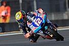 Moto3 Bezzecchi e Antonelli preparano la gara del Mugello nei test di Le Mans