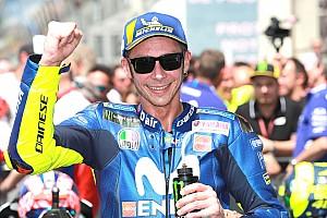 MotoGP Motorsport.com hírek Rossi szerint a le mans-i pálya feküdt a Yamahának