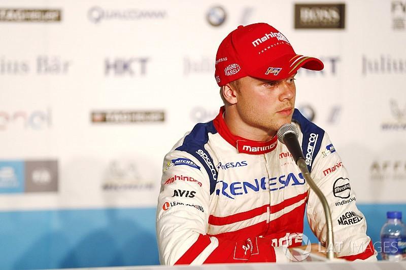 Rosenqvist gets 2018 Super GT drive with Lexus
