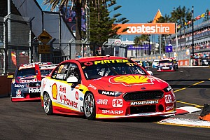 Supercars Breaking news Supercars shuts down Penske penalty claims