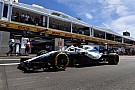 Sirotkin explains Force India pit mishap