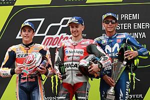 MotoGP Réactions Márquez: